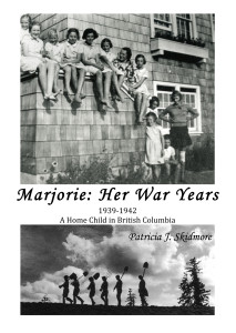 Marjorie War Years Front Cover